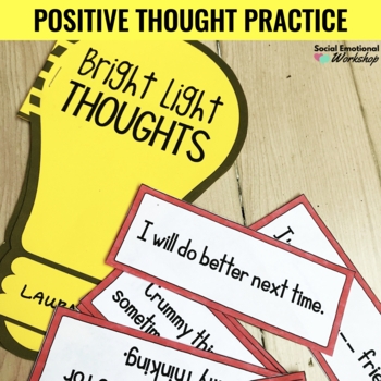 Changing Negative Thoughts Worksheets Use Positive