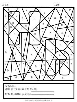 find the alphabet # 46