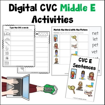 digital cvc middle e activities