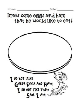 green eggs and ham # 63
