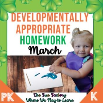 Editable Calendar for Homework | March 2020 Calendar Printable
