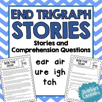 End Trigraph Stories