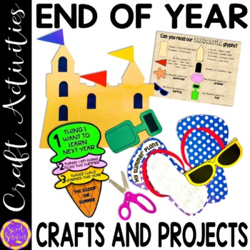 End of year three craft activities