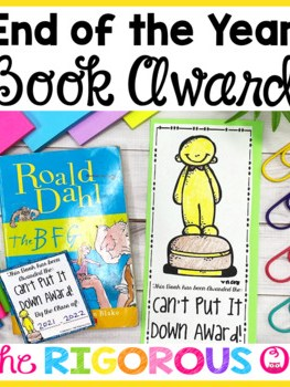 End of the Year Book Awards