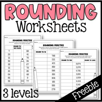 Freebie Rounding Worksheet By Ms Petok S Collaborative
