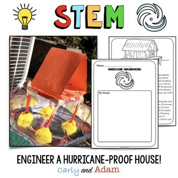 Fall Hurricane STEM Activity: Hurricane Engineering - NGSS ...