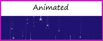 Google Classroom Animated Theme (StarGaze)