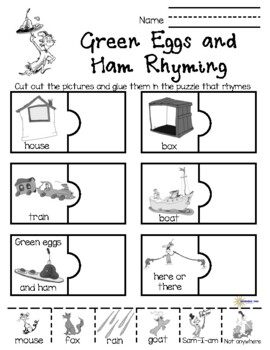 green eggs and ham pdf # 57