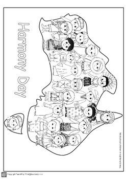 Harmony Day Teaching Resource Australia By TeachEzy TpT