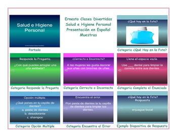 Health And Hygiene Ppt Worksheets Teaching Resources Tpt
