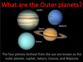 Inner and Outer Planets of the Solar System Power Point ...