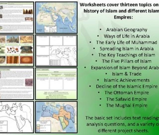 World History Islam Complete Unit