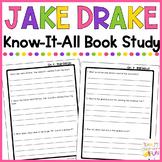 Jake Drake Know-It-All - Book Study