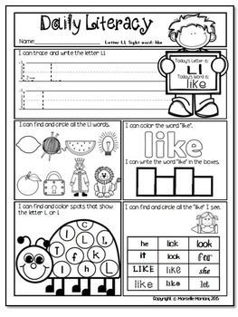 Image Result For Kindergarten Math Worksheet