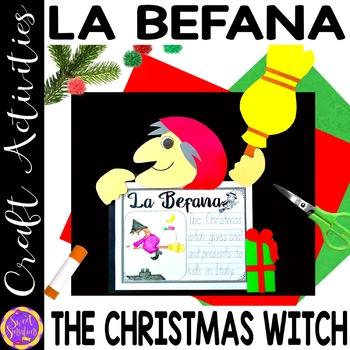 La Befana The Italian Christmas Witch Craft And Writing