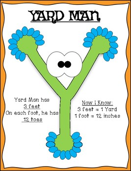 Measurement Capacity Anchor Chart Posters By Allison