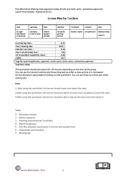 Here's what you need to know about combining them into one. Credit Card Worksheet For Students - Nidecmege