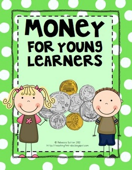 Money For Young Learners By Rebecca Anderton