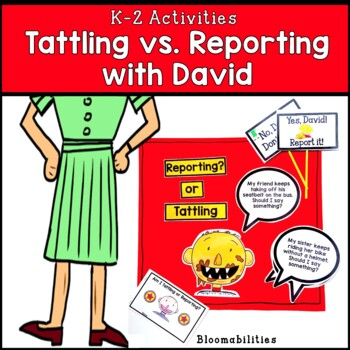 Naughty Or Nice Tattling Vs Reporting And Fact Vs