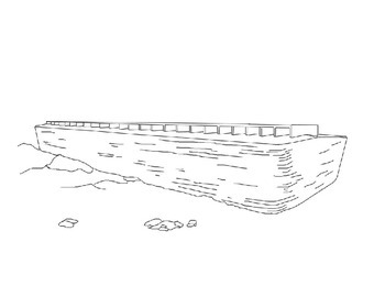 Noahs Ark Coloring Page Worksheets Teaching Resources Tpt