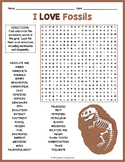 Paleontology Worksheets Amp Teaching Resources