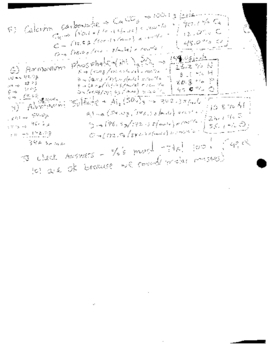 Percent Composition Practice Worksheet Answer Key By Mj
