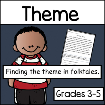 Reading Comprehension Identifying Theme In Folktales By