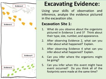 Observation Amp Inference Interactive Notebook Activity With