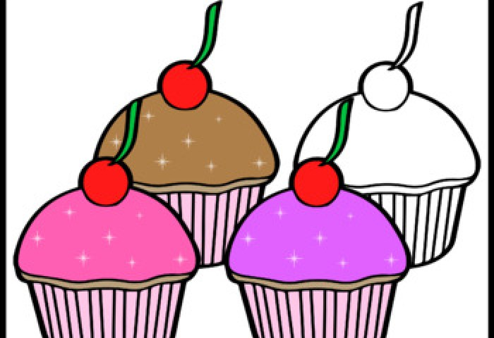 Cupcakes Clip Art Commercial Use Sps By Promoting Success Tpt