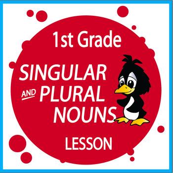 Singular And Plural Nouns 1st Grade Grammar Practice