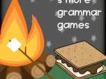 S'more Grammar Games