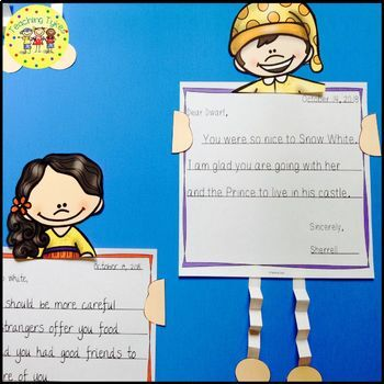 Snow White and the Seven Dwarfs Activities by Teaching ...