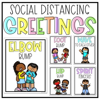 Building a classroom community: Social Distancing Greetings by Learning with Kiki