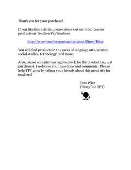Utah Internet Research Webquest Worksheet Activity Common