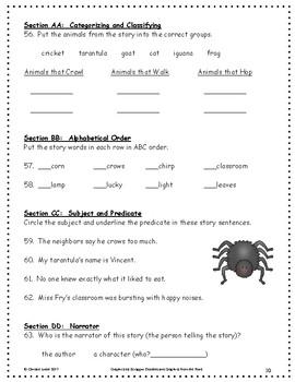 Teacher S Pets Language Arts Workbook 2nd Grade Hmh