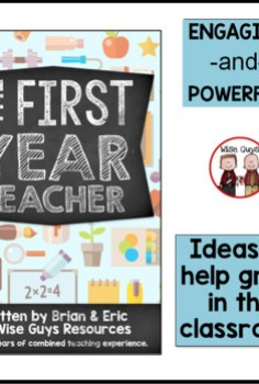 The First Year Teacher eBook
