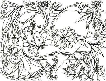 Flower Coloring Sheets Worksheets Teaching Resources Tpt