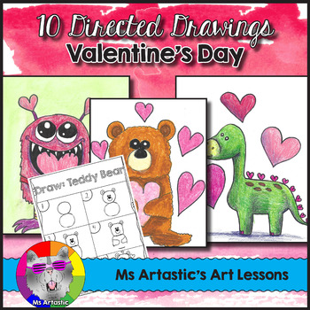 Have fun creating one-of-a-kind Valentine's Day Art Pieces with kids this February. These 5 art ideas will allow your kids to get their hands-on art mediums that are easy to use and quick to clean. This illustrations and how-to drawing tutorials are the perfect solution for your at home art night needs or for creating in your classroom with your students. Whatever you need, these tutorials and art ideas are bound to get you and your kids or students creating amazing Valentine's Day Artworks that will capture an audience! #valentinesdayart #valentinesdayartprojects #valentinesdaydiy