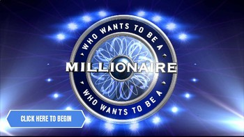 Who Wants To Be A Millionaire Google Slides Game Template By ROOMBOP