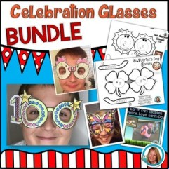 Fun Glasses BUNDLE Printables