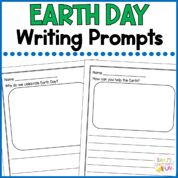 Earth Day Writing Prompts