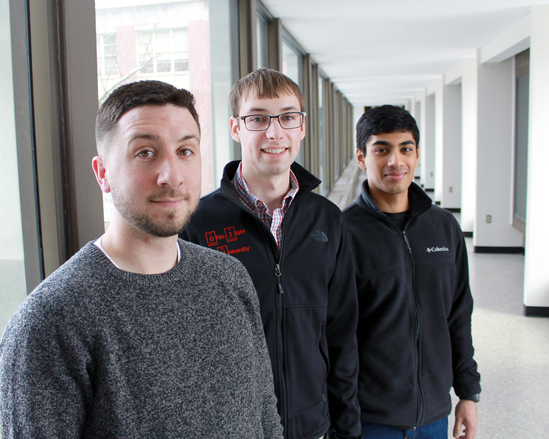 Four Ece Students Receive Undergraduate Honors Research