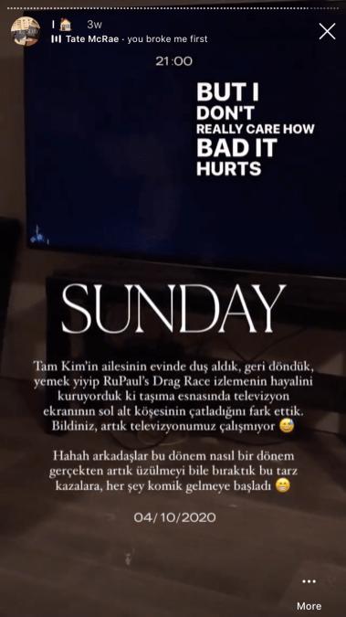 Televizyon kazası