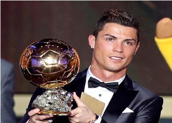 Ballon d'Or for Charity by Cristiano Ronaldo