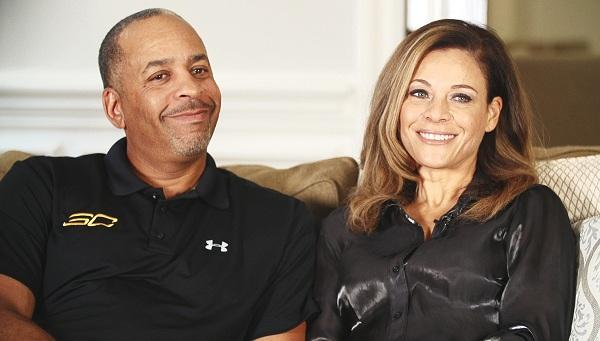 Sonya Curry and Husband Dell Curry