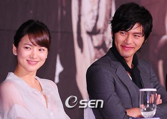 Hyun Bin with Song Hye Gyo