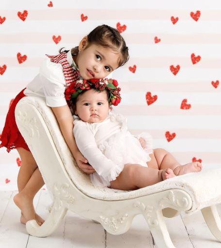 Catherine Paiz children
