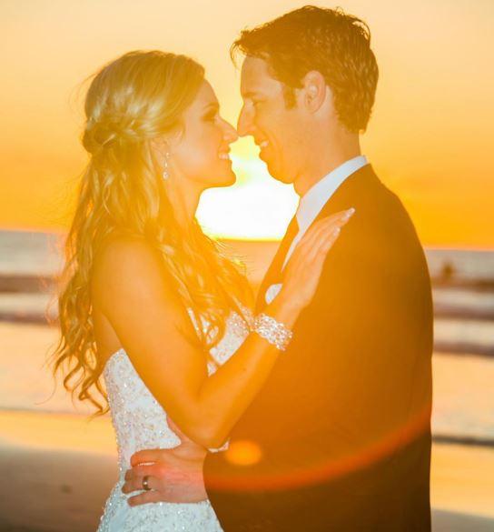 Heidi Watney husband, wedding
