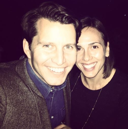 Will Cain wife