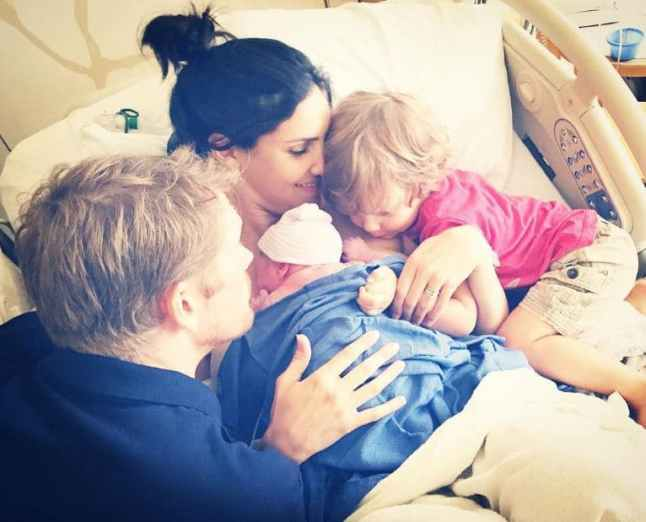 Daniela Ruah age, husband, net worth, children, family